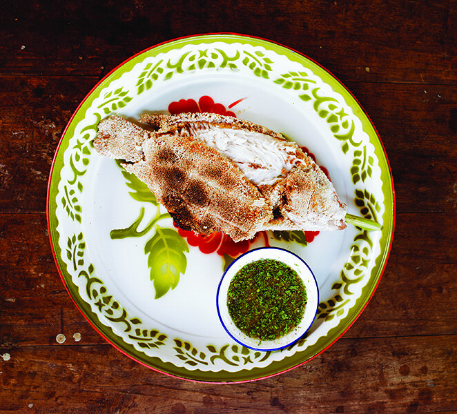 Pok Pok's Salt Crusted Fish on Food52