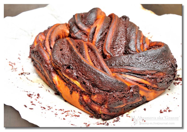 Bun with chocolate  2012_02_1_6971