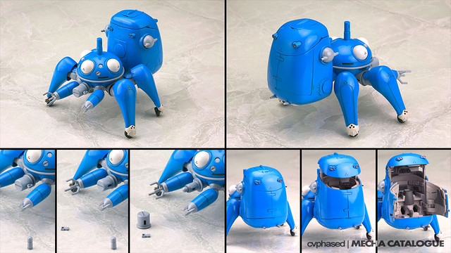 Kotobukiya - Ghost in the Shell STAND ALONE COMPLEX 1/35 Tachikoma