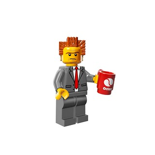 LEGO The Movie 71004 - Collectible Minifigures - President Business