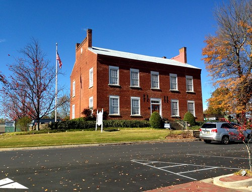 The Historical White County Courthouse / White County Historical Society by danielrpartain