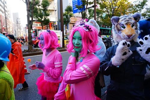Kawasaki Halloween Parade 2013 127