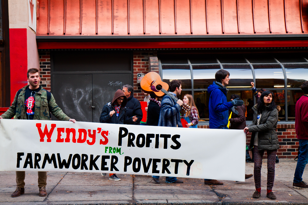 Protest-against-Wendy's--Center-City-2
