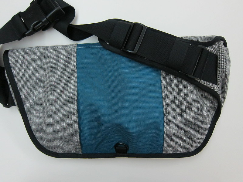 Timbuk2 Catapult Cycling Messenger Bag - Back View
