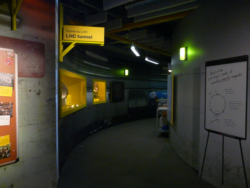 Collider Exhibition, The Science Museum