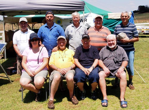 ZS6WR Field day team by Geoff Levey's Photos