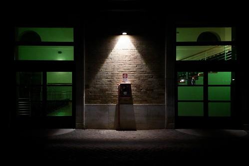 """282/365 - """"Night Walking"""" nr.9 by Luca Rossini"""