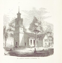 """British Library digitised image from page 162 of """"Old Churches, Ministers and Families of Virginia"""""""