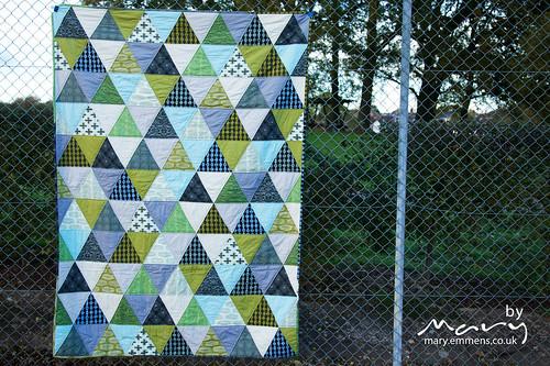 Triangular Curious Nature
