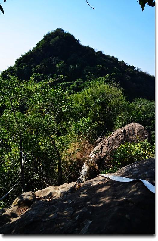 裸岩瘦稜 1