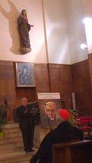 Conferencia de Monseñor Sáiz Meneses