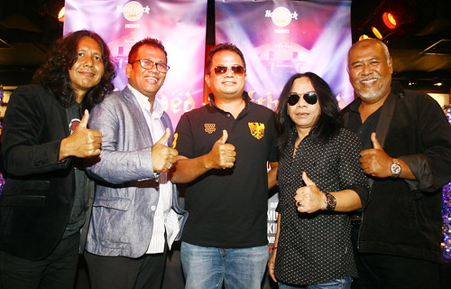 Lefthanded Live At Hard Rock Melaka