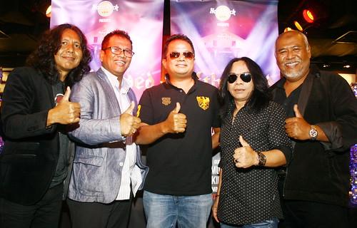 Lefthanded Live At Hard Rock Melaka