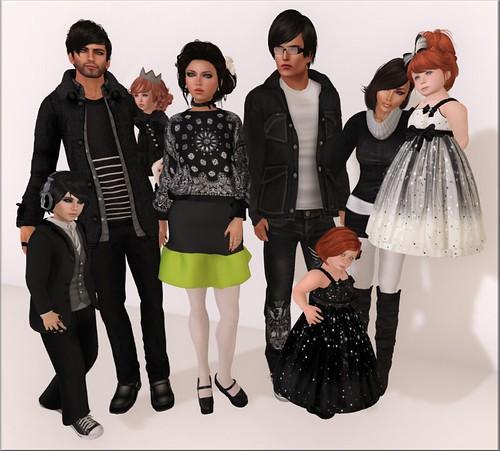 The Oleander Family December 2013