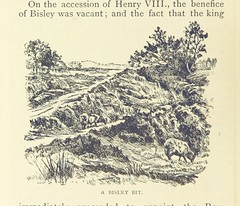 """British Library digitised image from page 34 of """"Bisley Bits; or, Records of a Surrey corner"""""""