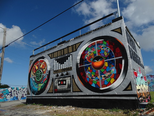 Wynwood walls by binhone