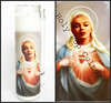 Saint Marilyn Prayer Candle - Monroe by HolyPopCulture