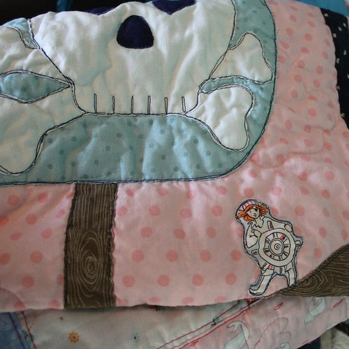 Princess Pirate Quilt