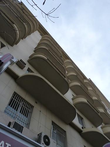 Building in Av Belgrano, Buenos Aires