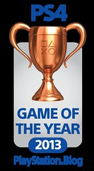 PS.Blog Game of the Year 2013 - PS4 Bronze