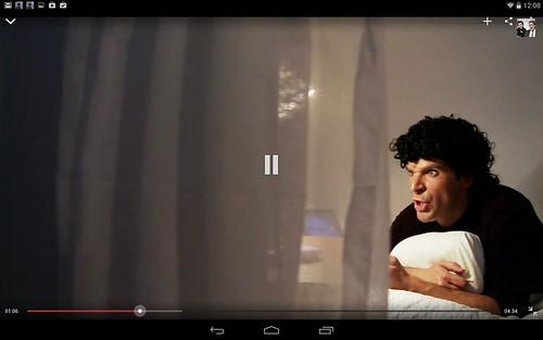 ดูคลิป 1080p (YouTube) บน Samsung Nexus 10