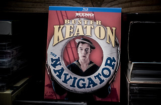 "Cineaste365 (December 30, 2013 - DAY 080) - ""The Navigator"" - Donald Crisp, Buster Keaton"