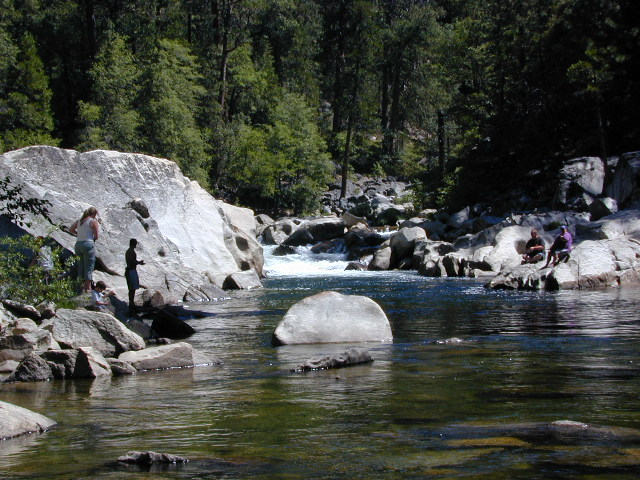 North Fork Stanislaus River