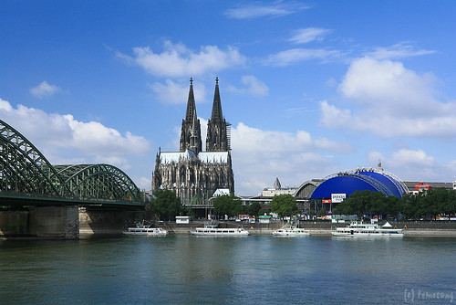 Hohenzollern Bridge