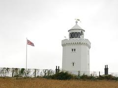 當地地標──南岬燈塔。