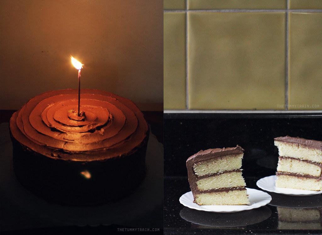 12069948926 f025cd5cd2 b - Simple birthdays and lemon cakes with chocolate