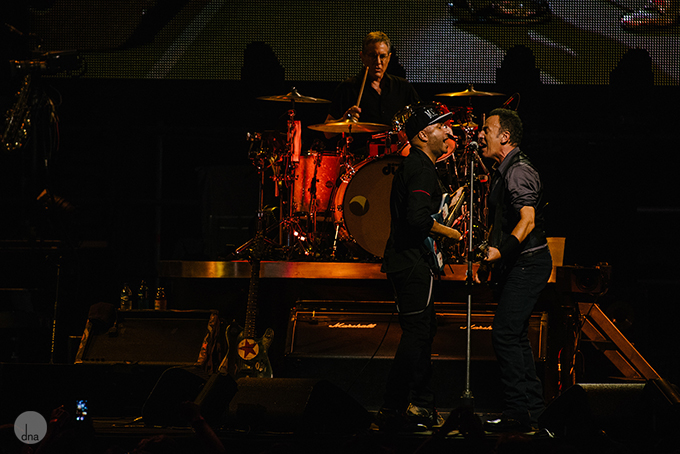 Bruce Springsteen concert Velodrome Bellville Cape Town 26 January 2014 shot by Desmond Louw dna photographers 26
