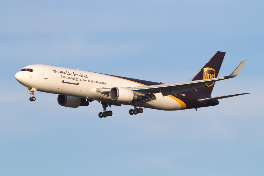 N306UP - B763 - UPS Airlines