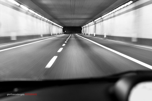 Strada per l'aeroporto. Malpensa.2014