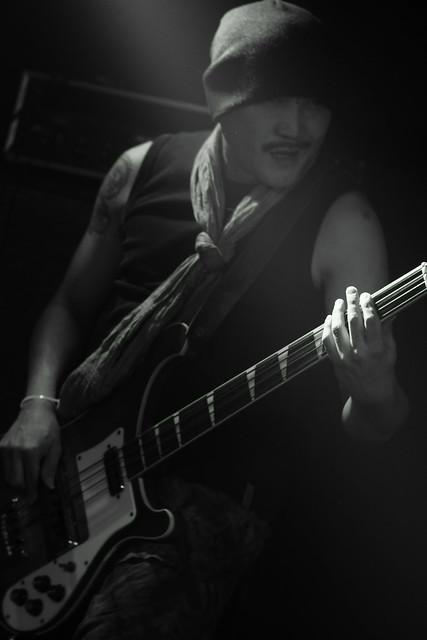 SPUTNIK KOMBINAT live at Outbreak, Tokyo, 02 Feb 2014. 137