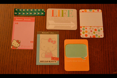 Hello Kitty Cards - front