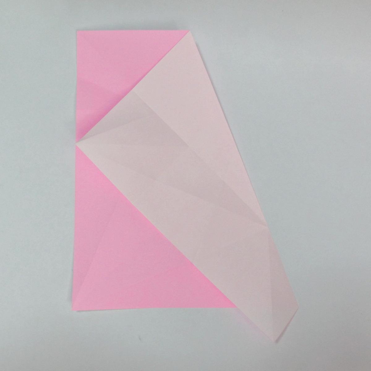 สอนการพับกระดาษเป็นลูกสุนัขชเนาเซอร์ (Origami Schnauzer Puppy) 015