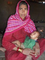 Gujjar_Mother