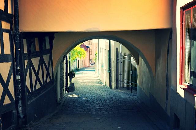 Visby street