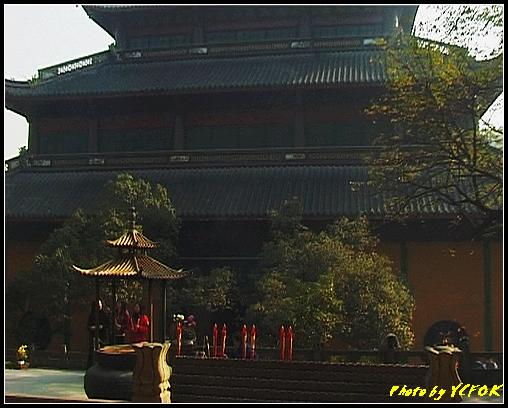 杭州 飛來峰景區 - 083 (靈隱寺)