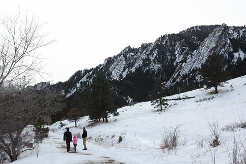 Mesa Trail, Boulder