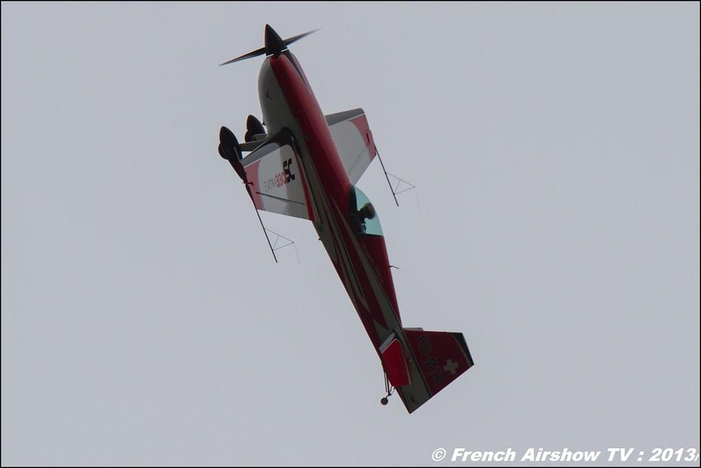 Extra 330SC catherine maunoury,Salon du Bourget 2013,Paris Airshow 2013