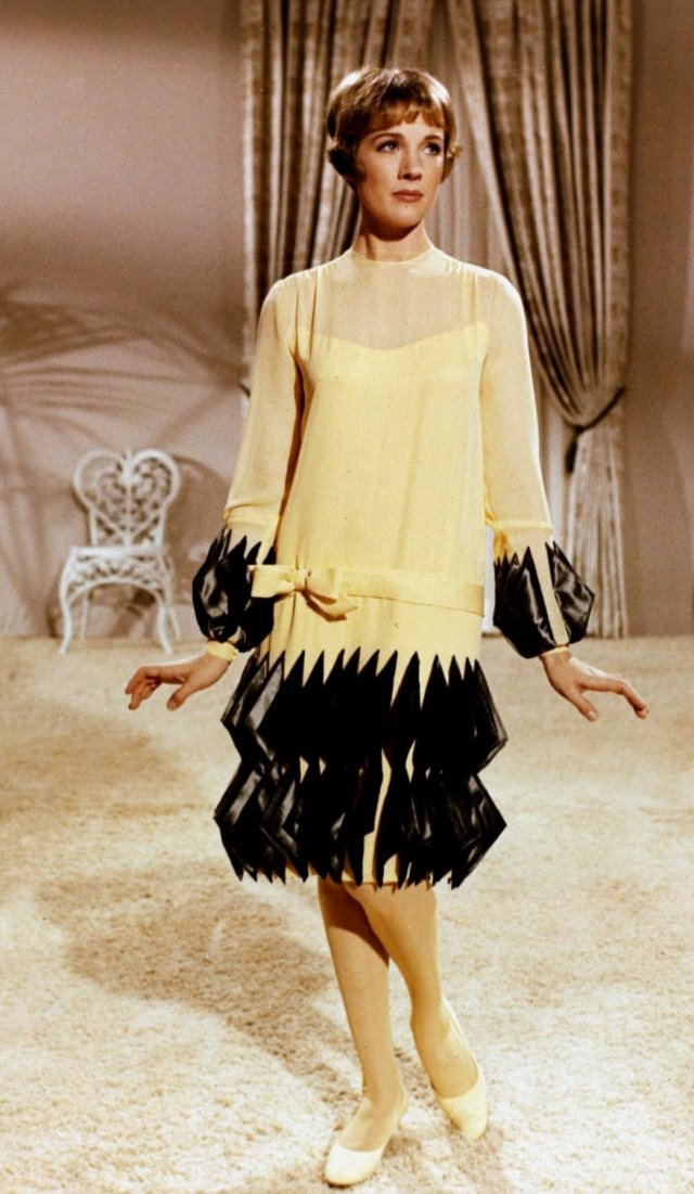 Julie Andrews in Thoroughly Modern Millie