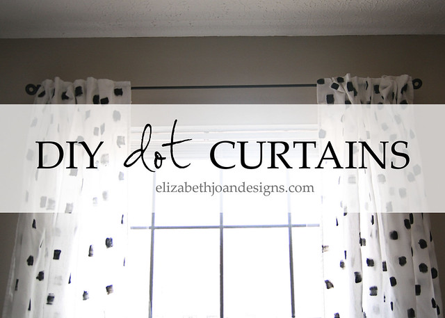 Dot Curtains 1