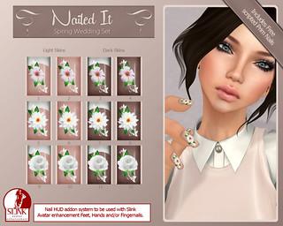 Nailed it Vendor - Spring Wedding Set