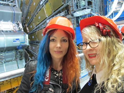 Visiting ATLAS at CERN