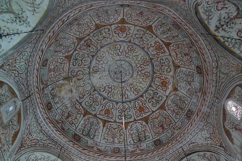 Mosque Dome Ceiling - Tirana, Albania