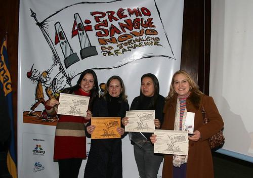 14º Prêmio Sangue Novo (2009)