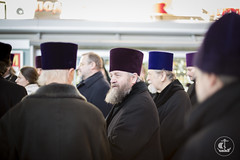 22 марта 2014, Встреча митрополита Варсонофия / 22 March 2014, Meeting metropolitan Barsanuphius
