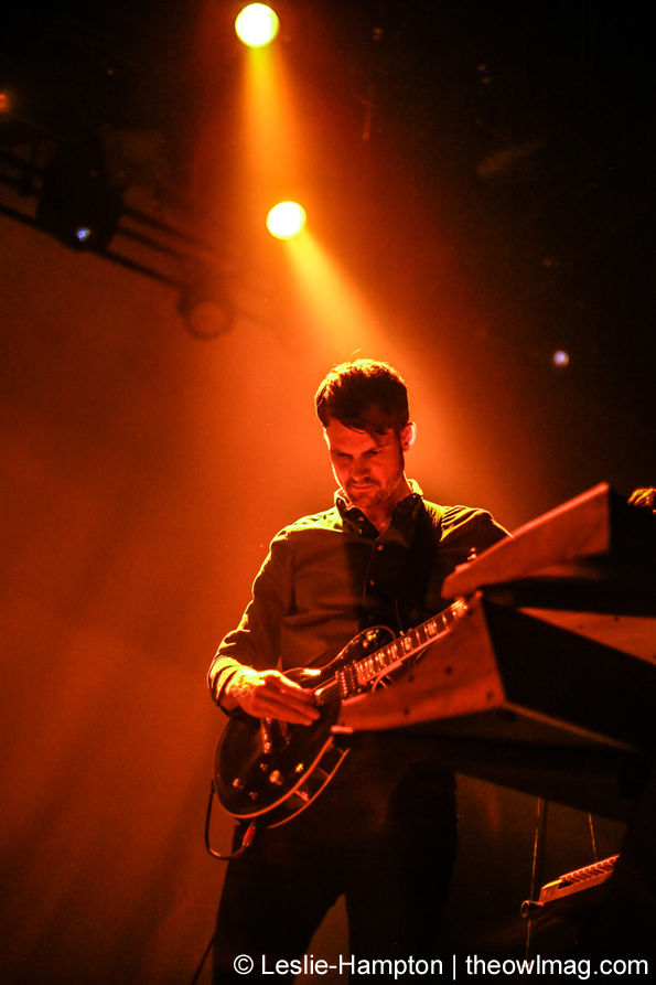 Tycho @ The Fillmore, SF 3/20/14