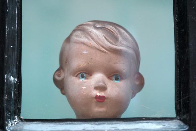 gevangen pop